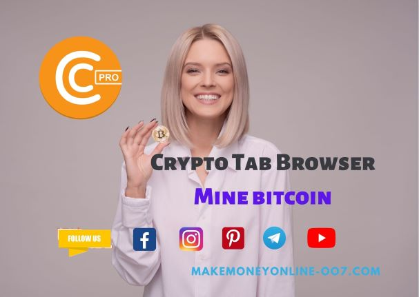 Crypto tab browser review